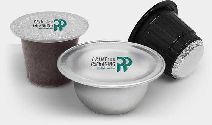 Capsule caffè Print and Packaging